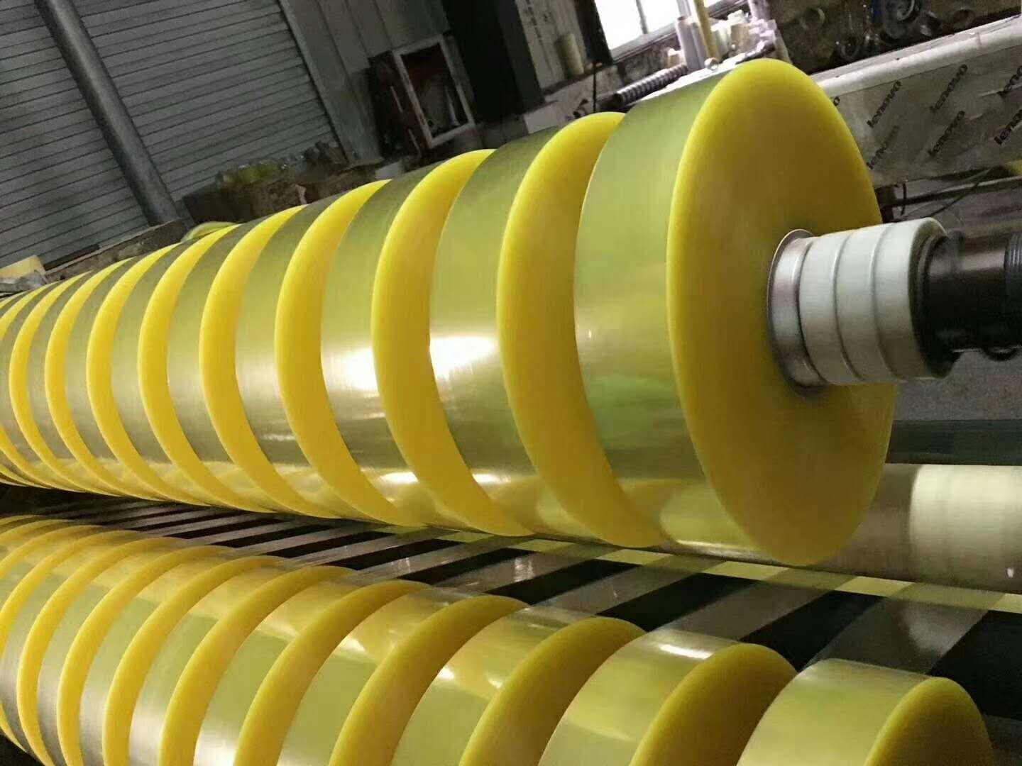 1000Yard  Machine use  Acrylic bopp adhesive  packing tape for carton package